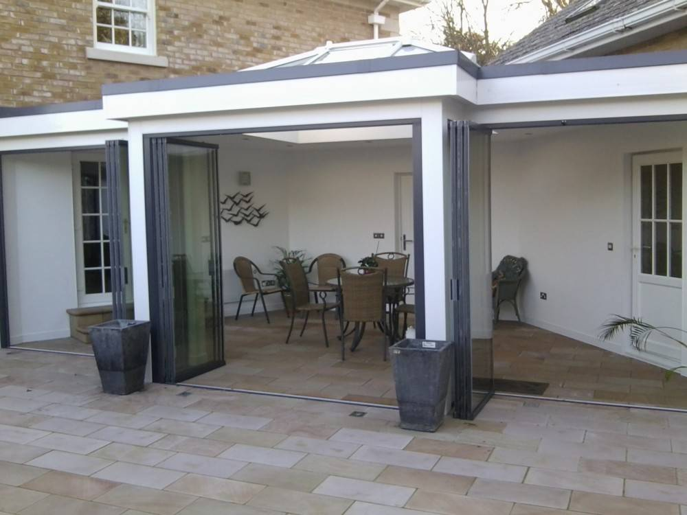 Sunfold doors are premium quality bifolds with many features and benefits to the end user. & Sunseeker Doors. Unbelievably Slim. - Aluminium Trade Supply