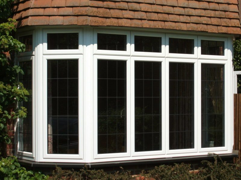 early double glazing was about simply improving on a single piece of glass rather than energy ratings.