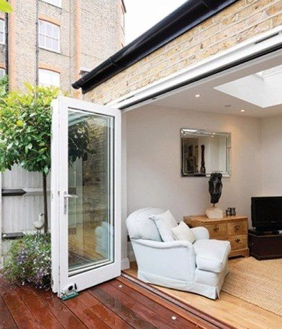 whilst automatic door technology is nothing new, it is now being offered to residential installations.