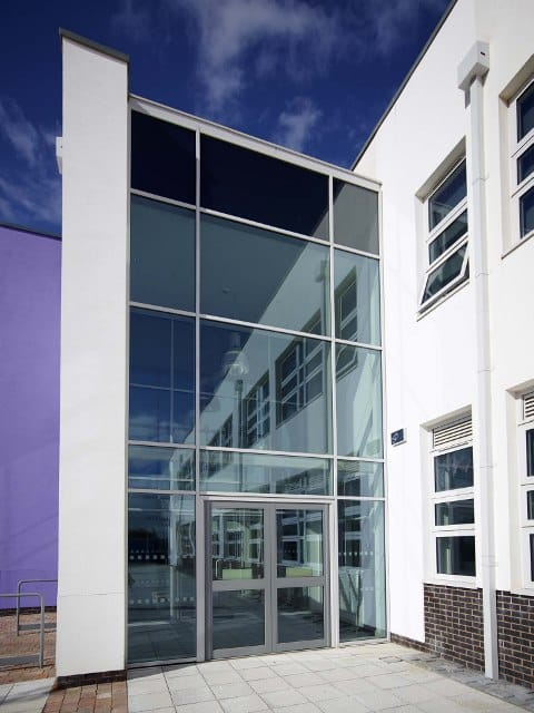 Building Regulations Curtain Walling