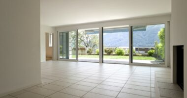 Air 800 bifolding doors.