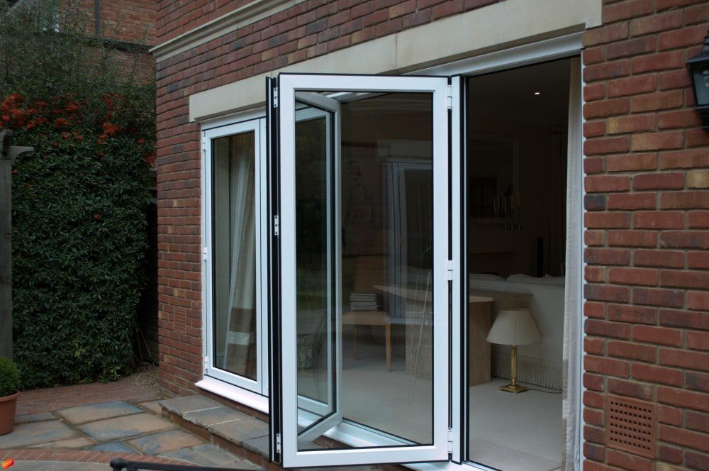 4 panel bifolding doors