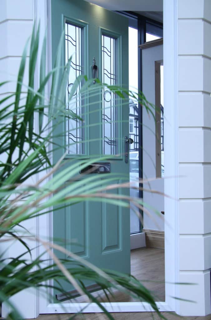 A range of entrance doors are available to suit all types of property.