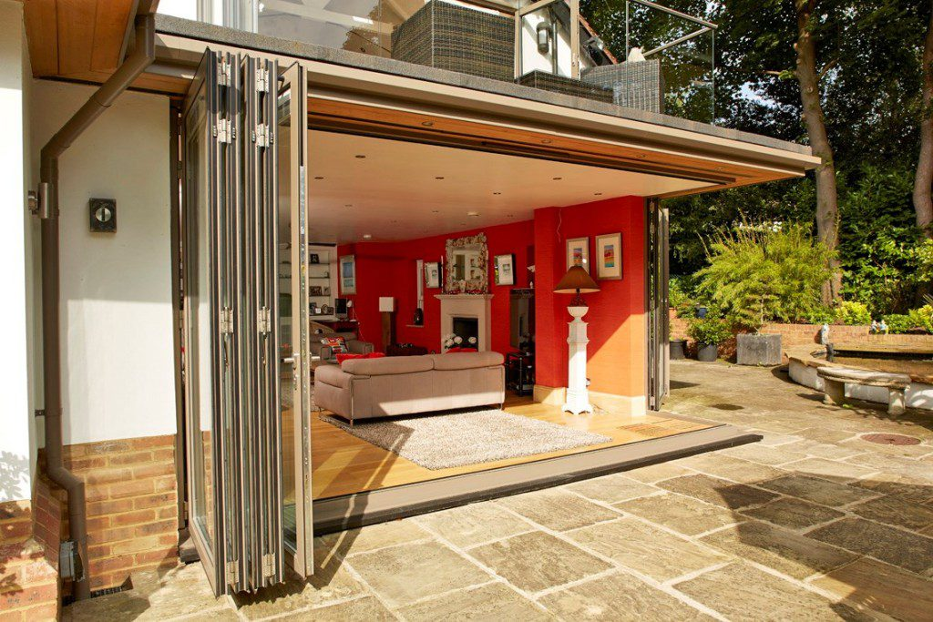 Thanks to the popularity of home extensions so the demand for aluminium continues to grow.