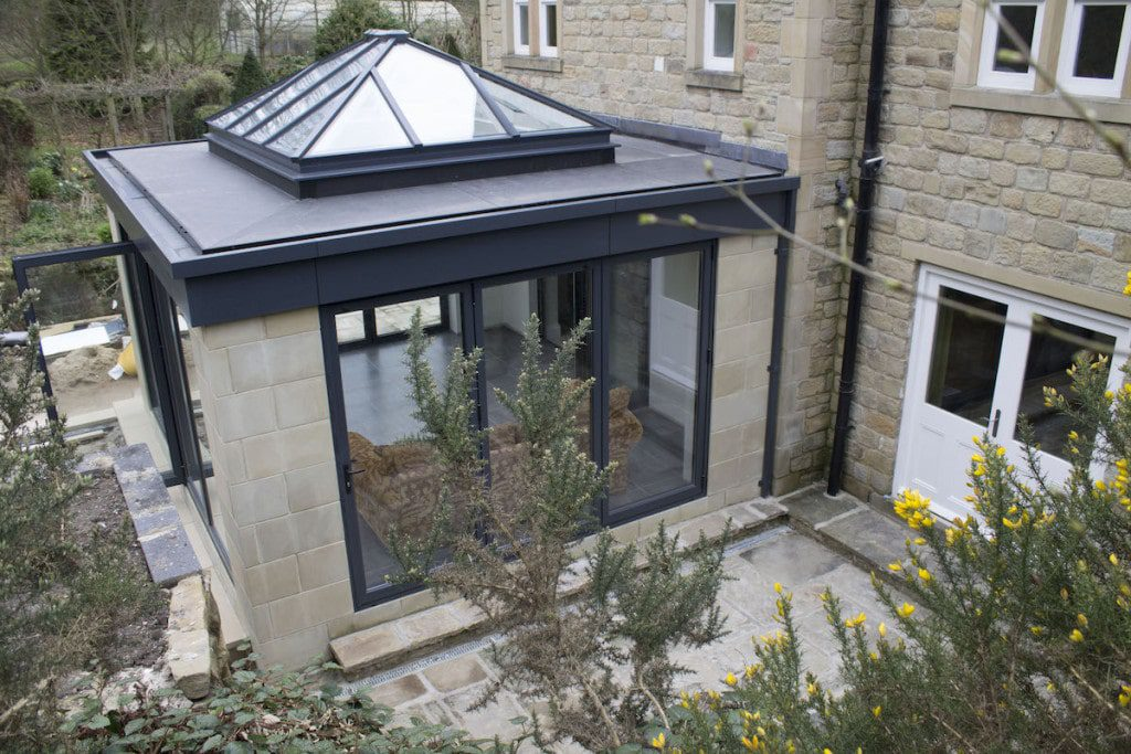 & Aluminium products help to create bespoke conservatory | ATS