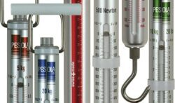 The Pesola Testing Gauge is a simple device that can test your completed door for compliance.