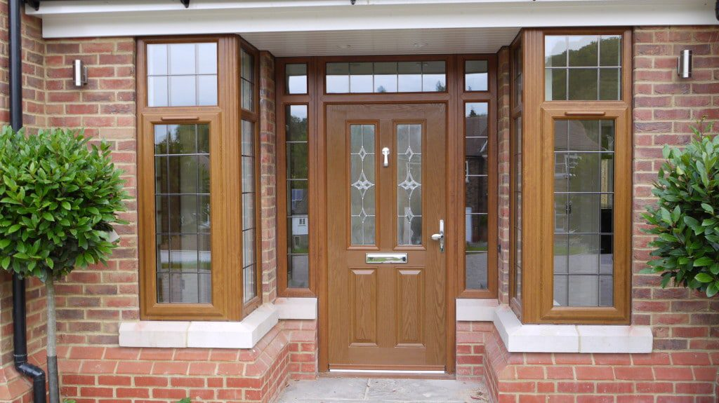 modern composite doors are well made and very secure, but they are not your only front door option.