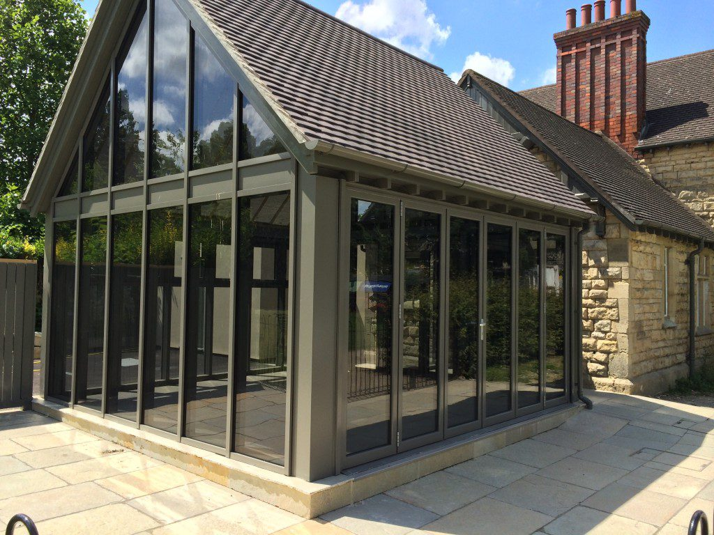 bifolding doors are highly desirable, but large glass panes can also bring other issues for homeowners