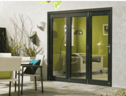 vufold bifolding doors come in a range of materials from a long established designer and manufacturer of british made doors.