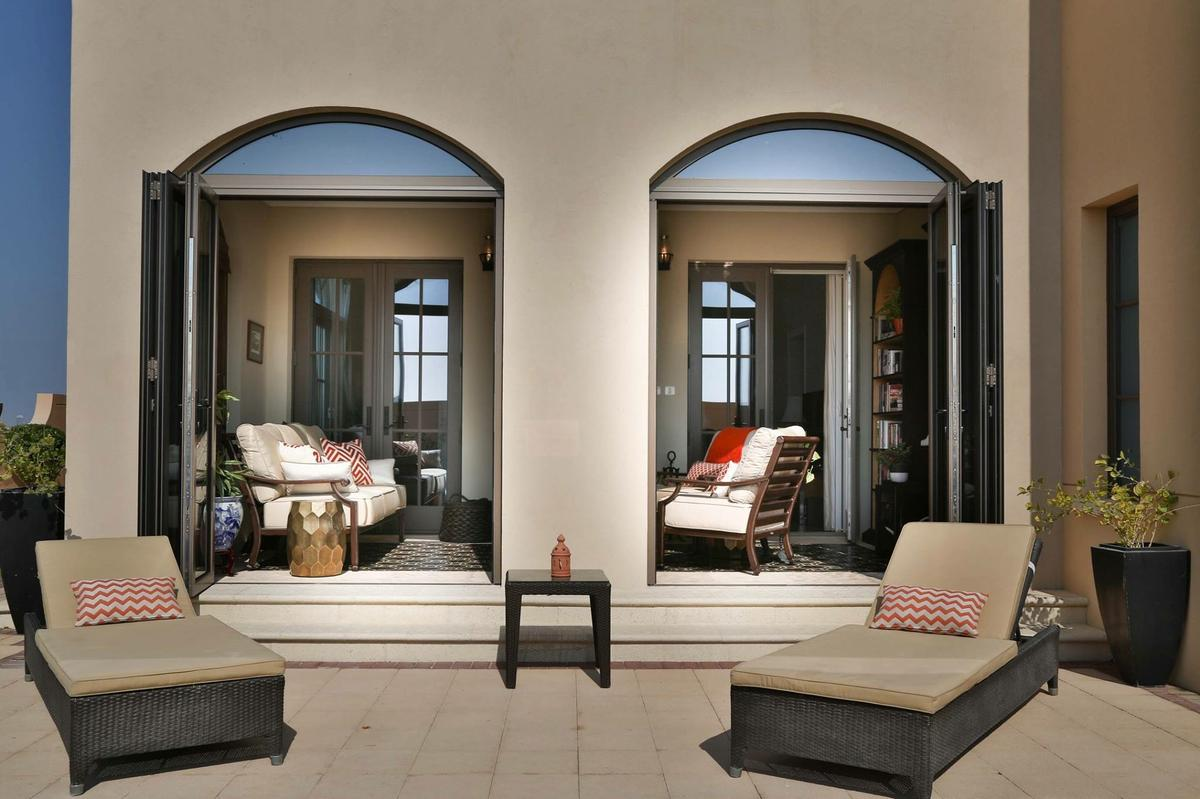 Origin, Sunfold and Sunflex bifolding doors