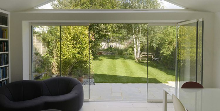 Everything you need know about frameless bifolding doors | ATS