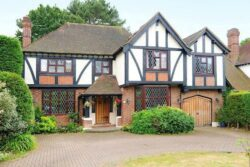 Houses such as this in Petts Wood, South East London, will often dictate what windows local firms provide.