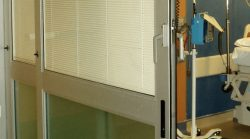 all kinds of clean areas in public or commercial buildings can benefit from integral blinds.