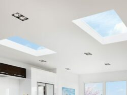 picture of atlas rooflights in a home.