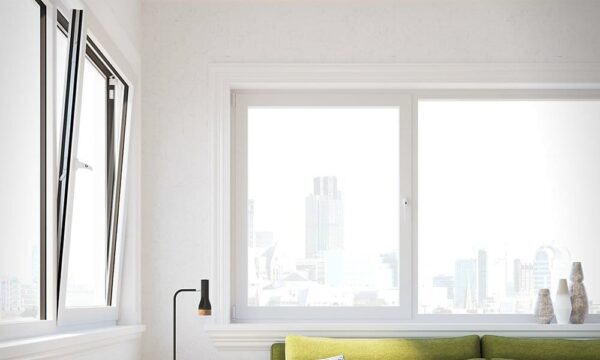 picture of tilt and turn window.