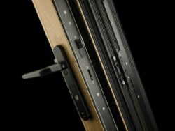 alumina we think will be a huge hit with consumers looking for a distinctive bifolding door.