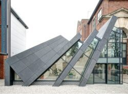 curtain walling from Comar Architectural Aluminium Systems