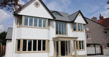 types of aluminium windows