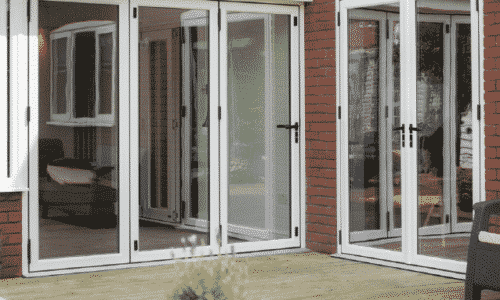 Warmcore french doors