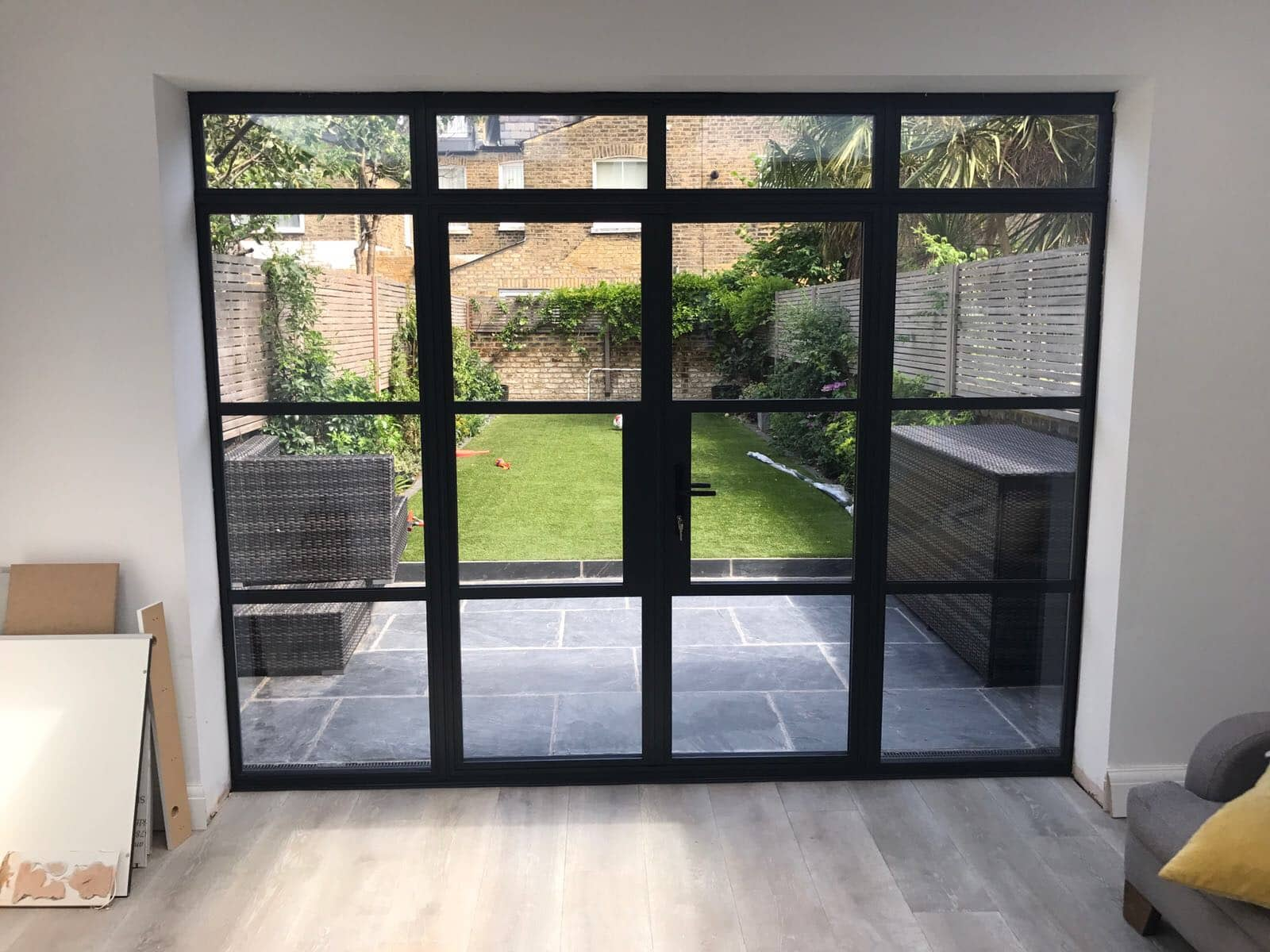 Information About Replacing Crittall Windows With
