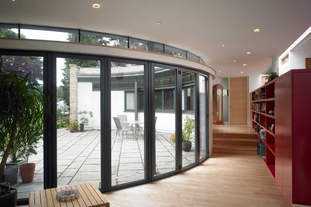review of sunflex bifolding doors
