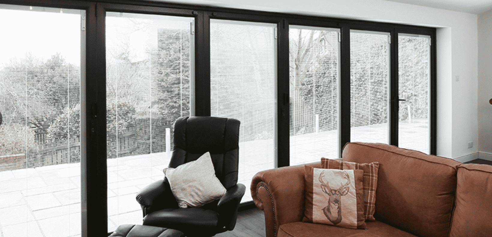alumina bifolding door review