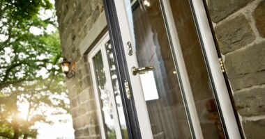 picture of Alumina French doors