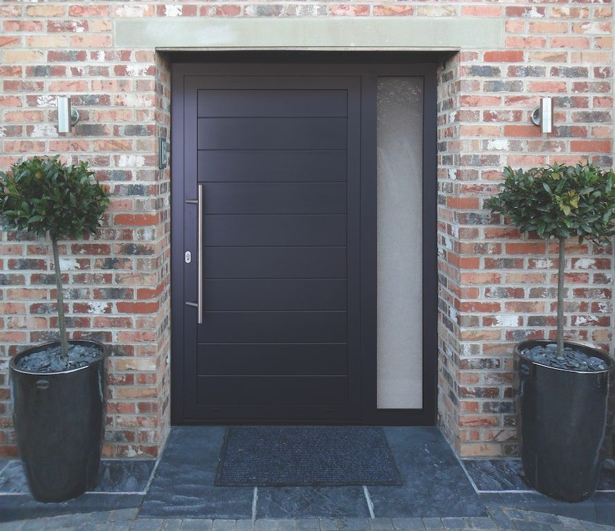 best aluminium entrance doors