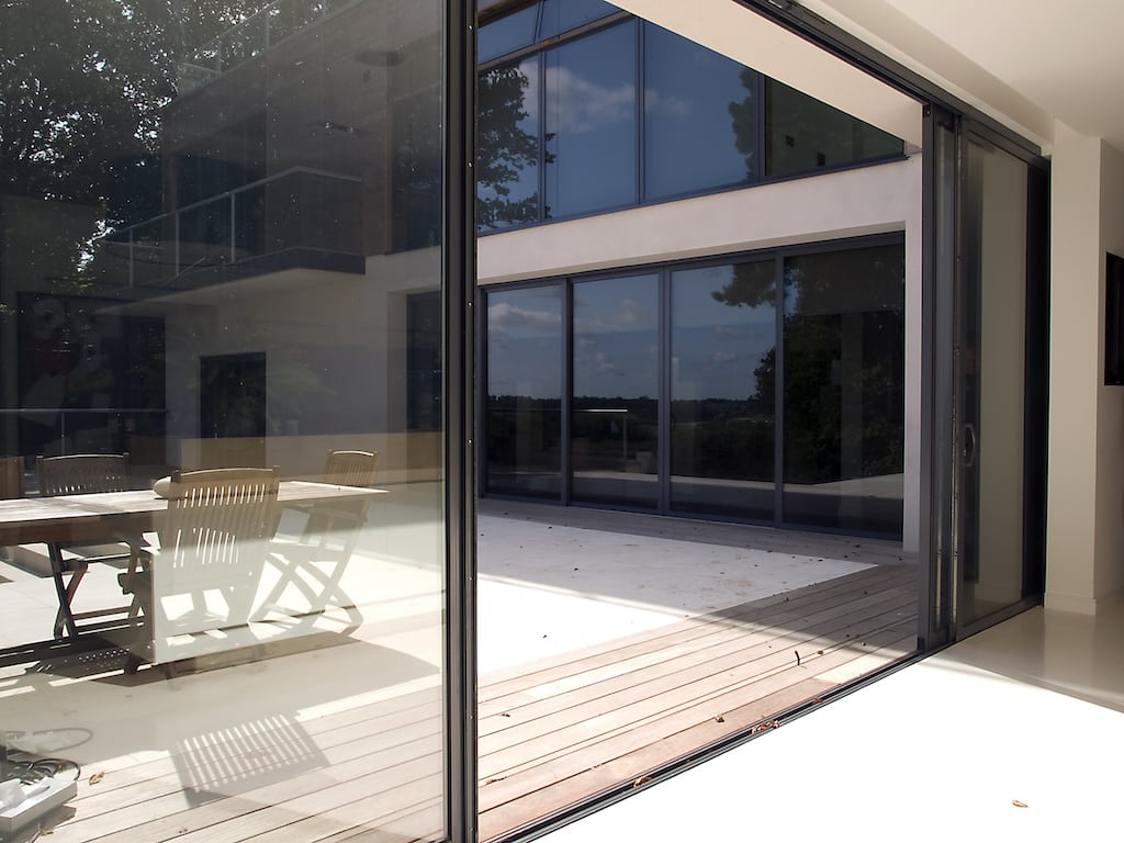 SUNFLEX sliding doors SVG30