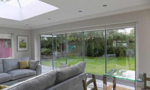 Frameless Doors and Windows