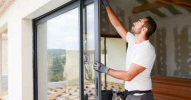 aluminium window and door installers