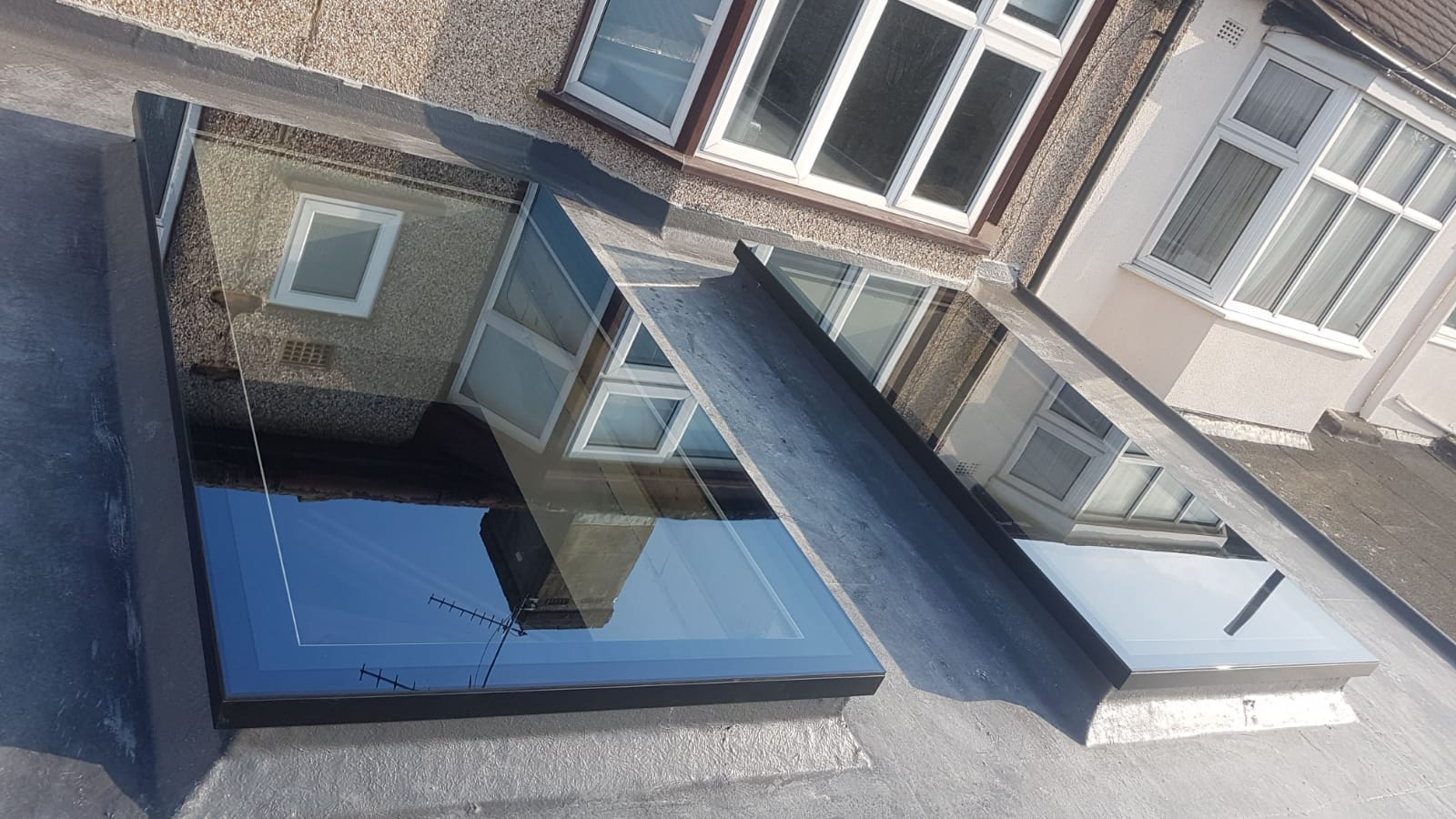 Titan Edge Flat Rooflight