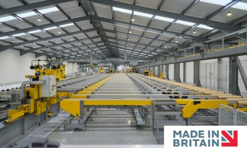 Garnalex awarded Made in Britain organisation mark