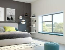 Stellar windows and doors for homeowners in grey