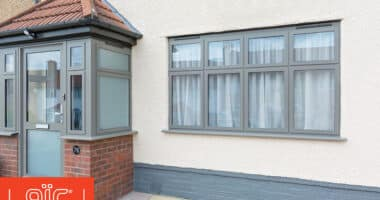 features of air doors and windows