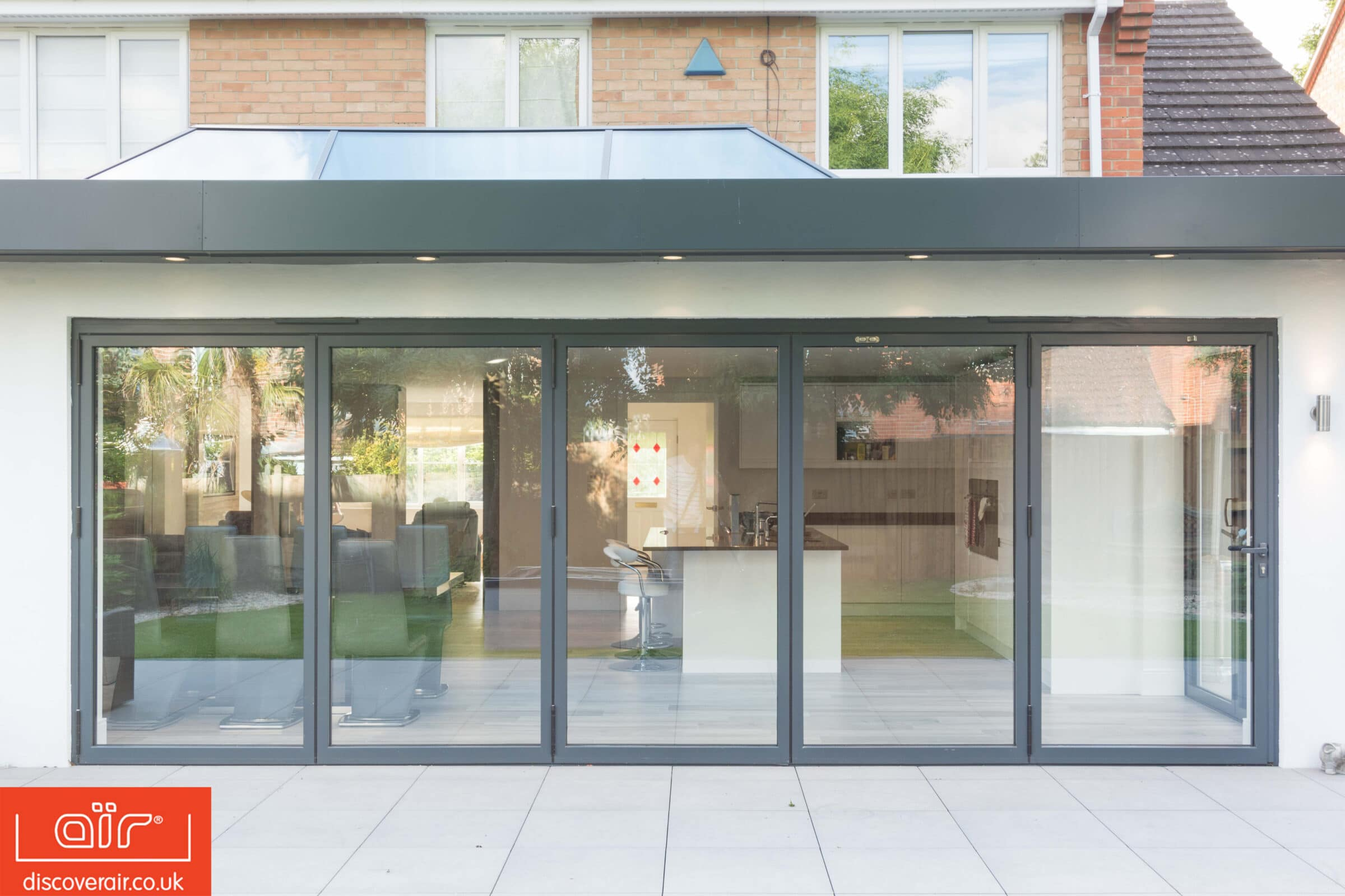 aïr bifolding and sliding doors for the trade