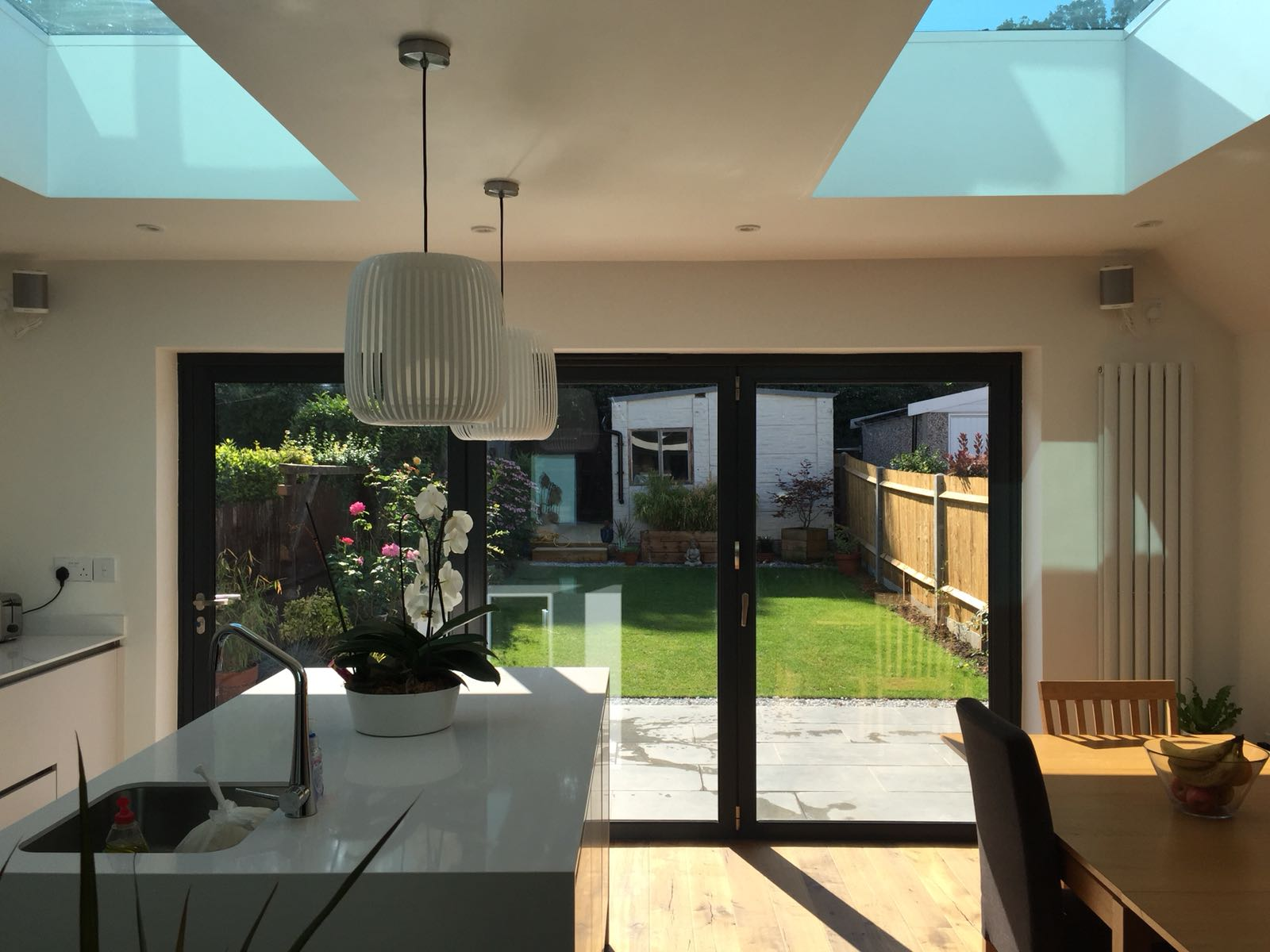 lantern roofs and rooflights
