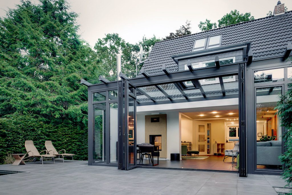 Solarlux Glazed extensions and Wintergardens