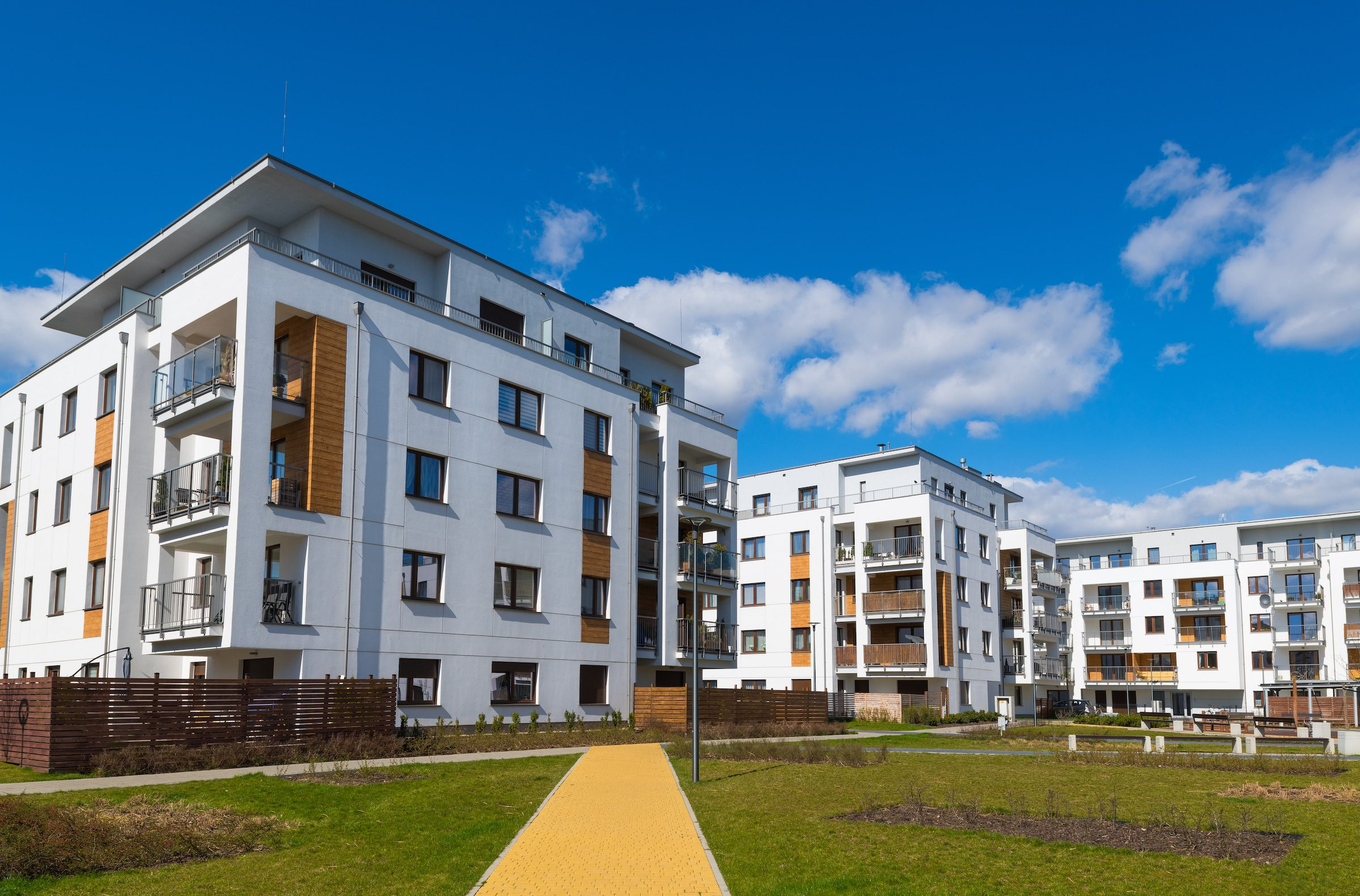 everglade windows trade products in new build flats