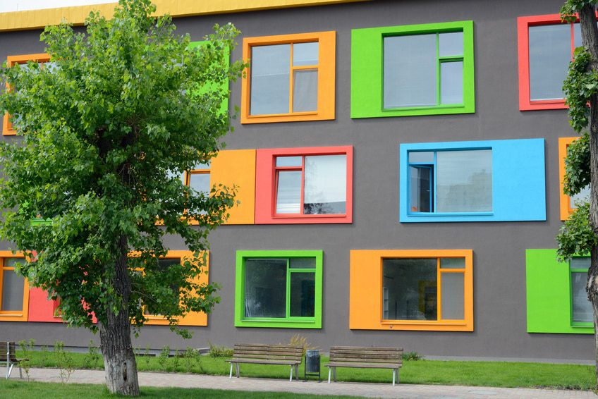 Superior Insulated Panels in a block of apartments
